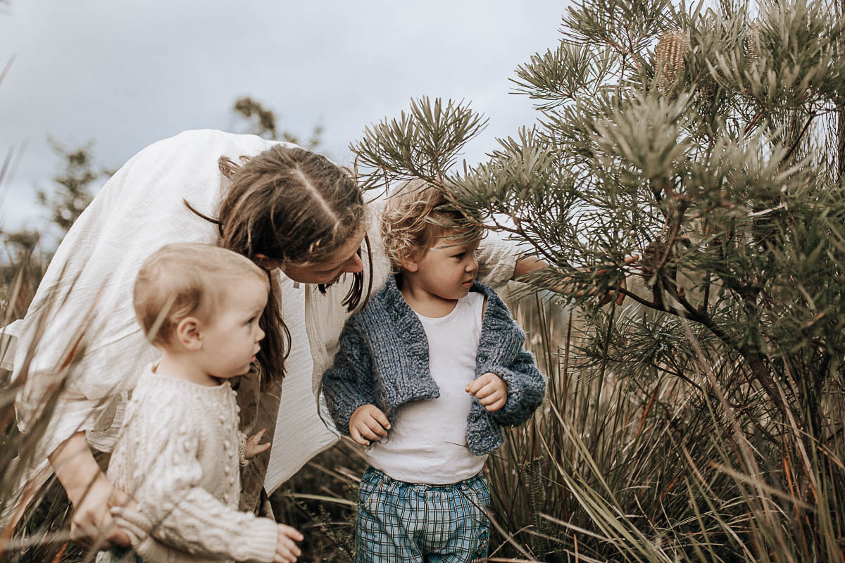 Byron Bay Family Photography Motherhood Photography Session